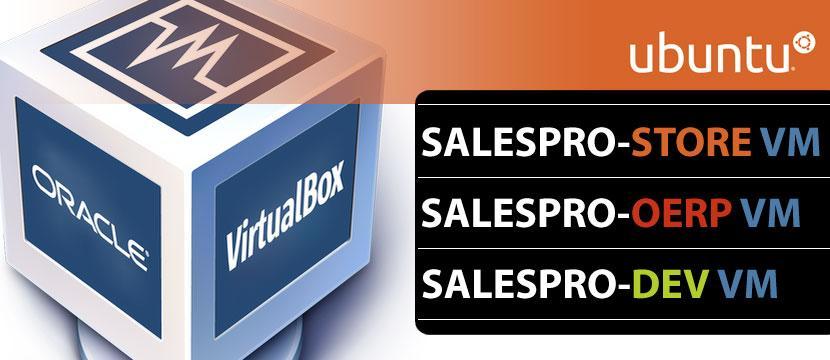 SalesPro - Virtuális gépek